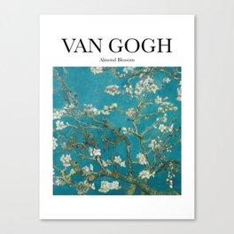 Van Gogh - Almond Blossom Canvas Print