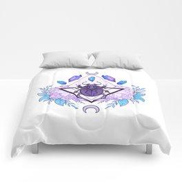 Scarab Queen Comforters