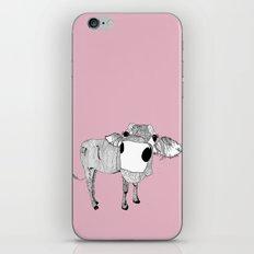 Cowface iPhone & iPod Skin