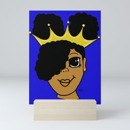 Royalty Mini Art Print