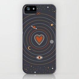 Love Universe iPhone Case