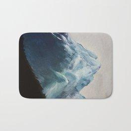 Snow Mountain Bath Mat