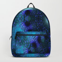 Star Factory (blue) Backpack