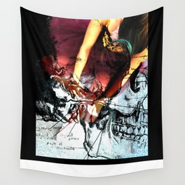 styloid process Wall Tapestry