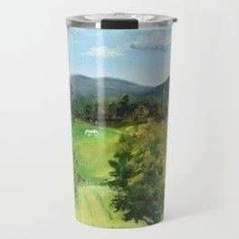 Sinkland Farm, Riner, VA Travel Mug