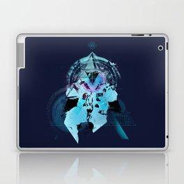 Illuminati Astronaut Laptop & iPad Skin