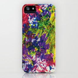 Lung Cancer iPhone Case