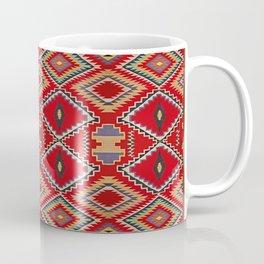 Repeating Pattern inspired by Navajo weaving patterns Coffee Mug