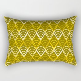 Op Art 156 Rectangular Pillow