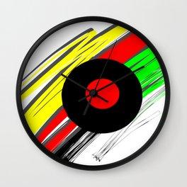 Music Grenada Wall Clock