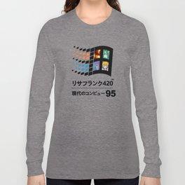Vaporwave 95 Long Sleeve T-shirt