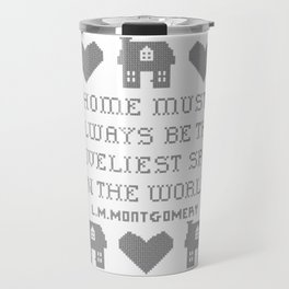 Anne's House of Dreams Travel Mug