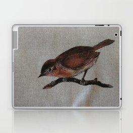 A red Bird Laptop & iPad Skin