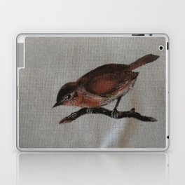 A red Bird Laptop & iPad Skin