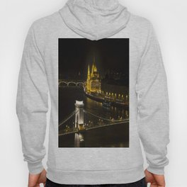 Budapest At Night Hoody