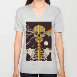 Dark Side of Existence Unisex V-Neck