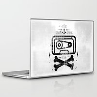 tape Laptop & iPad Skins featuring Pirate Tape by melted