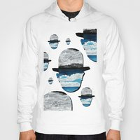 magritte Hoodies featuring Ceci n'est pas une Magritte by Condor