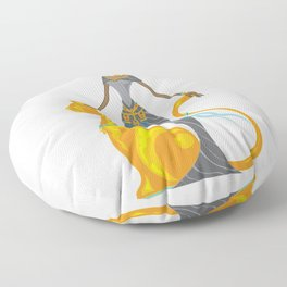 Bast Floor Pillow