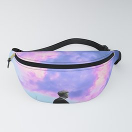 I am Lonely as a Cloud Fanny Pack