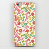 jungle iPhone & iPod Skins featuring Jungle by Kristin Nohe Juchs