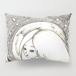 Figures from the past Pillow Sham