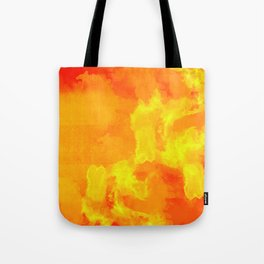 Soul and Fire Tote Bag