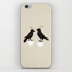 ravens iPhone & iPod Skin