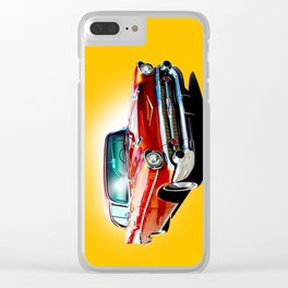 57 Chevy Clear iPhone Case