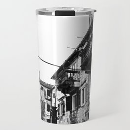 Back Alley Travel Mug