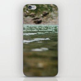 L'etang du Diable // Devil's Pond iPhone Skin