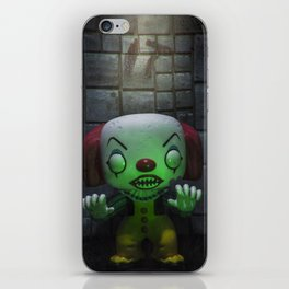 Clown Horror iPhone Skin