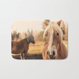 Horses v3 Bath Mat