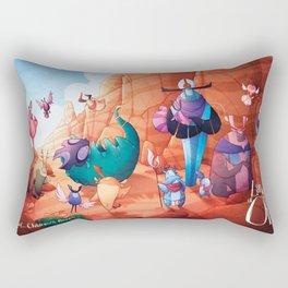 Land of OR Rectangular Pillow