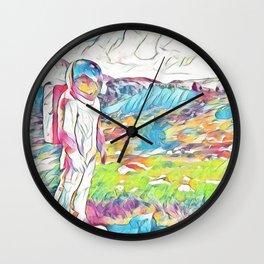 The New World Wall Clock