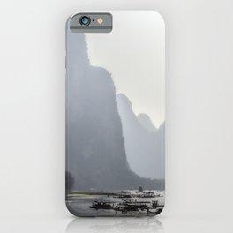 Li River China iPhone Case