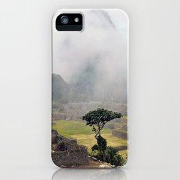 Machu Picchu ruins - Peru iPhone Case