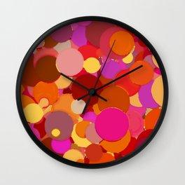 TIDDLYWINKS Wall Clock