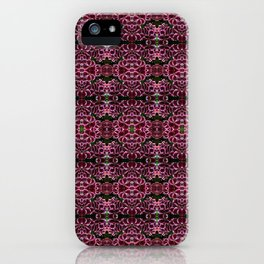 Royal Reflections iPhone Case