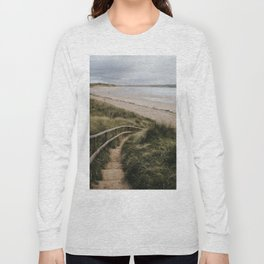 A day at the beach - Landscape and Nature Photography Long Sleeve T-shirt