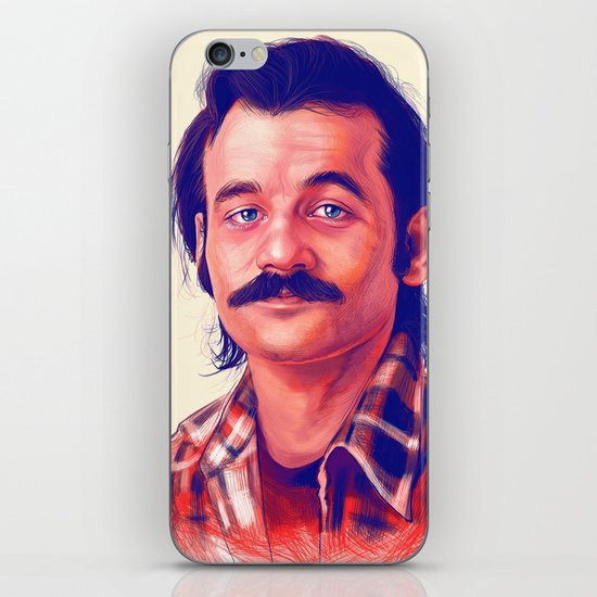 Young Mr. Bill Murray iPhone & iPod Skin