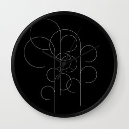 Abstract Composition - 02 Wall Clock