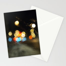 Midnight City Stationery Cards