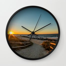 Future of Dreams Wall Clock