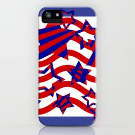 Stars and Stripes Forever iPhone Case