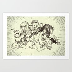 On Sale Art Print
