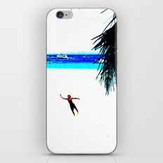 Borocay Beach Dive - Happy Place iPhone & iPod Skin