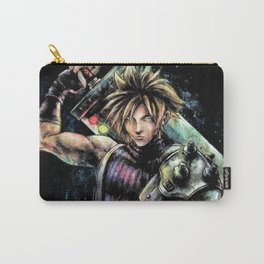 Hero of the Lifestream Carry-All Pouch
