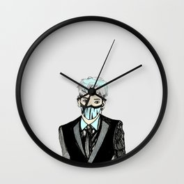 Jonghyun, I'm Your Boy~ Wall Clock