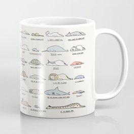 Moody Animals batch 2 Coffee Mug